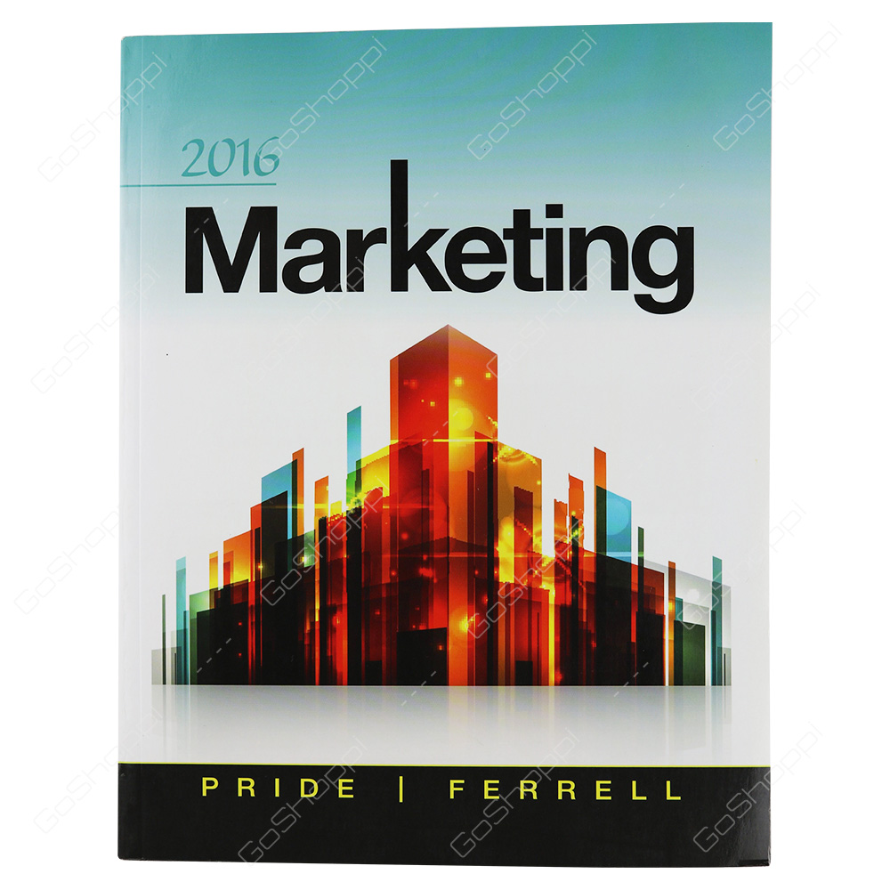 Marketing 2016 By O. C. Ferrell