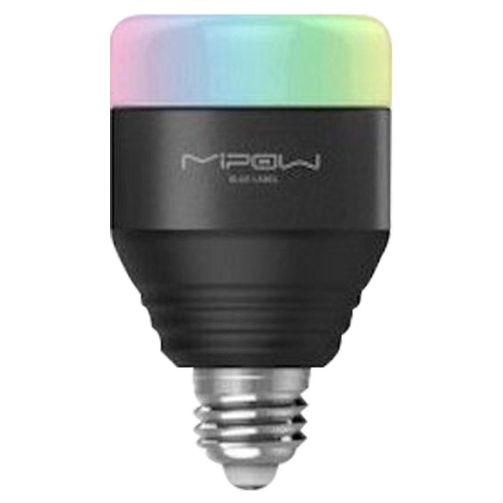 Mipow Playbulb Bluetooth LED Light RGB Smart Light Blub - BTL-201-BK