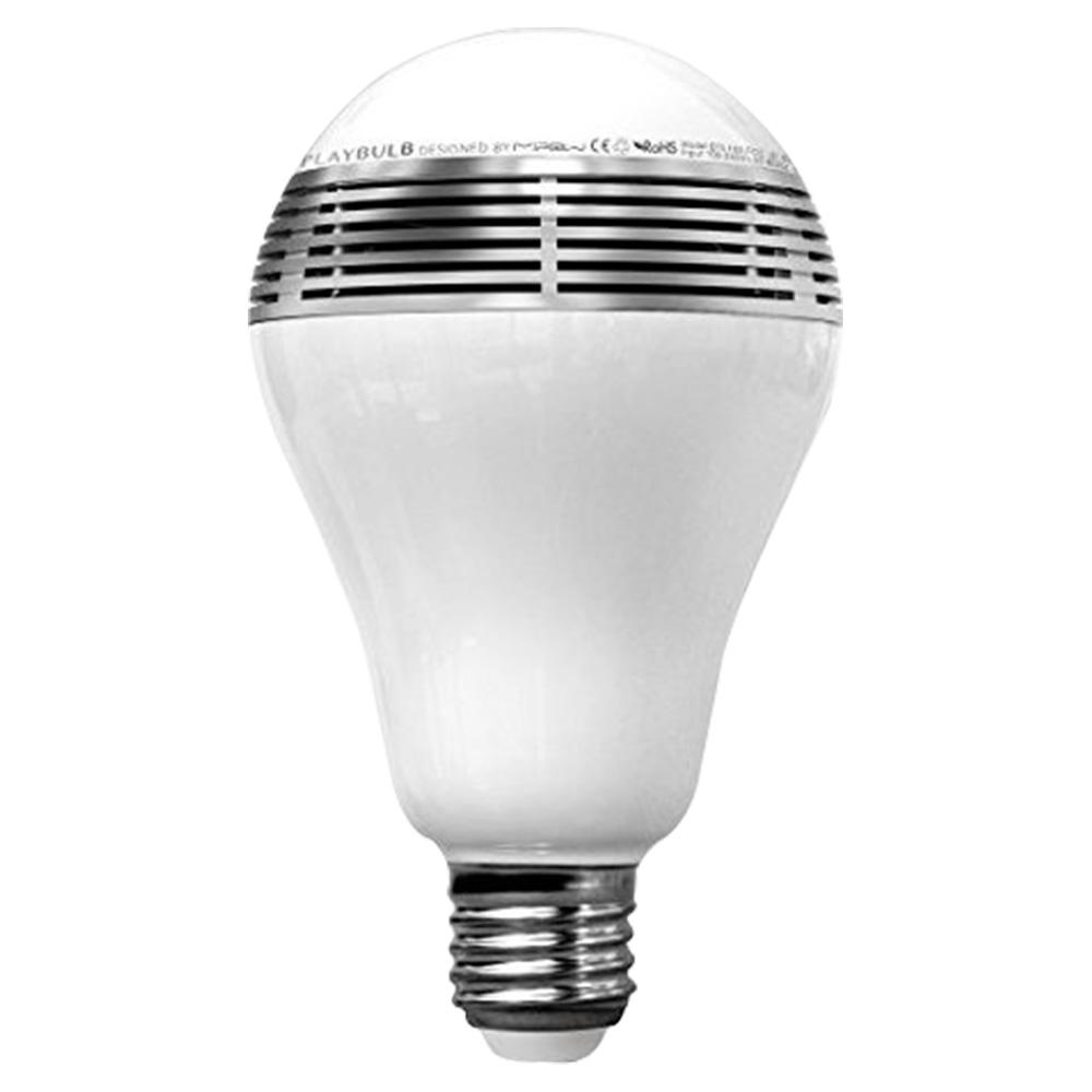 Mipow Playbulb Bluetooth Wireless Smart LED Speaker Light Bulb - BTL100-SR