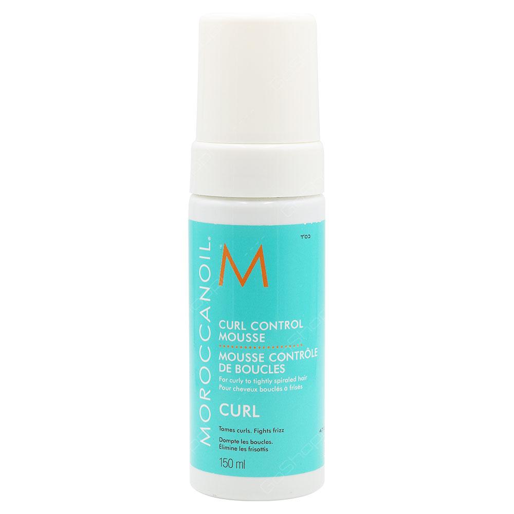 Moroccanoil Curl Control Mousse Tames 150ml