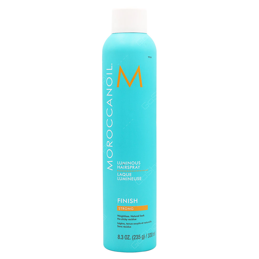 Moroccanoil Luminous Hairspray Extra Strong Hold 330ml