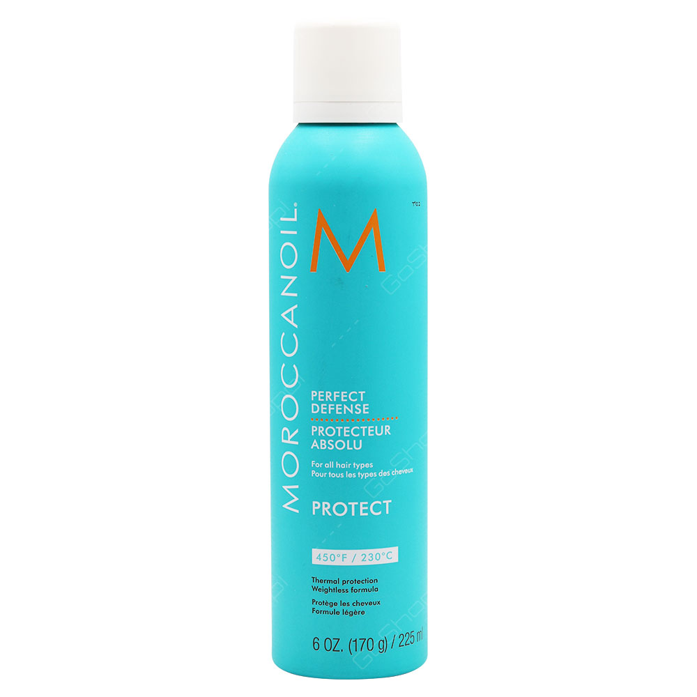 Moroccanoil Perfect Defense Protect Dry Weightless Spray 225ml