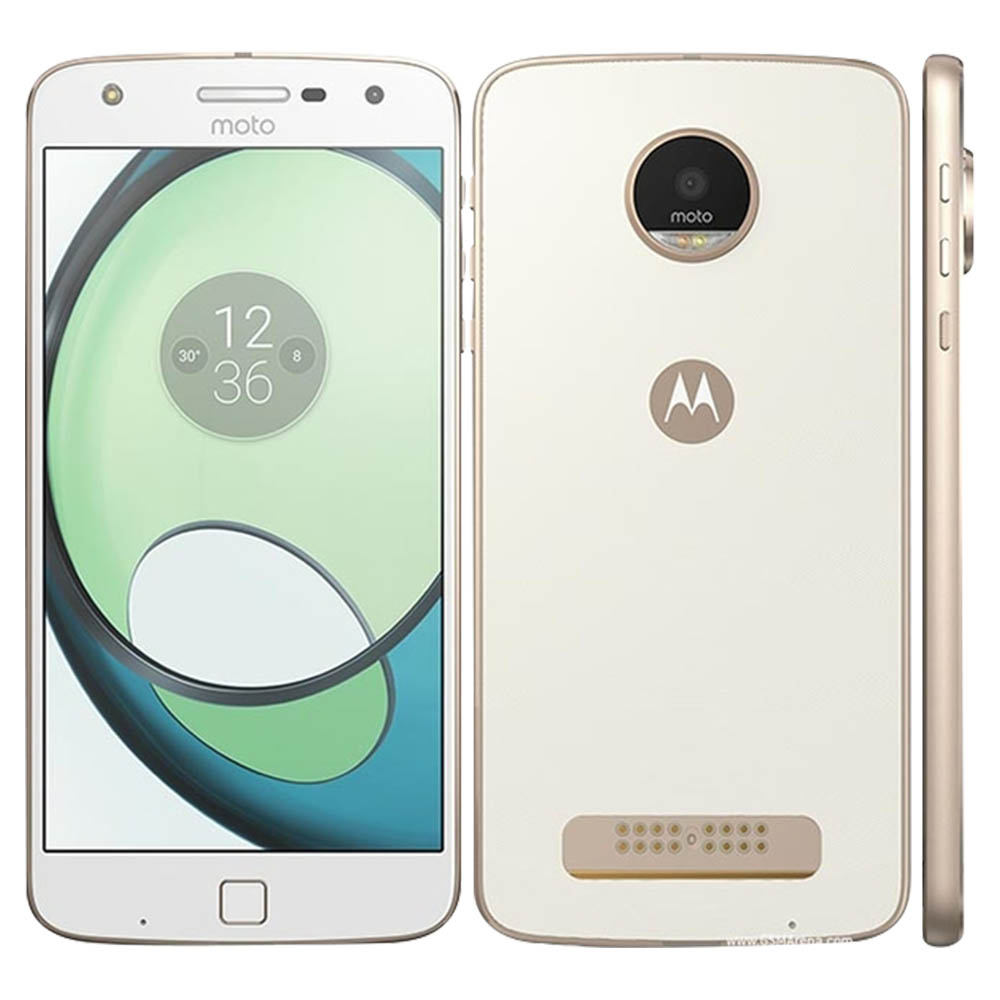 Motorola Moto Z Play XT1635 Duak Sim 4G LTE 32GB - White