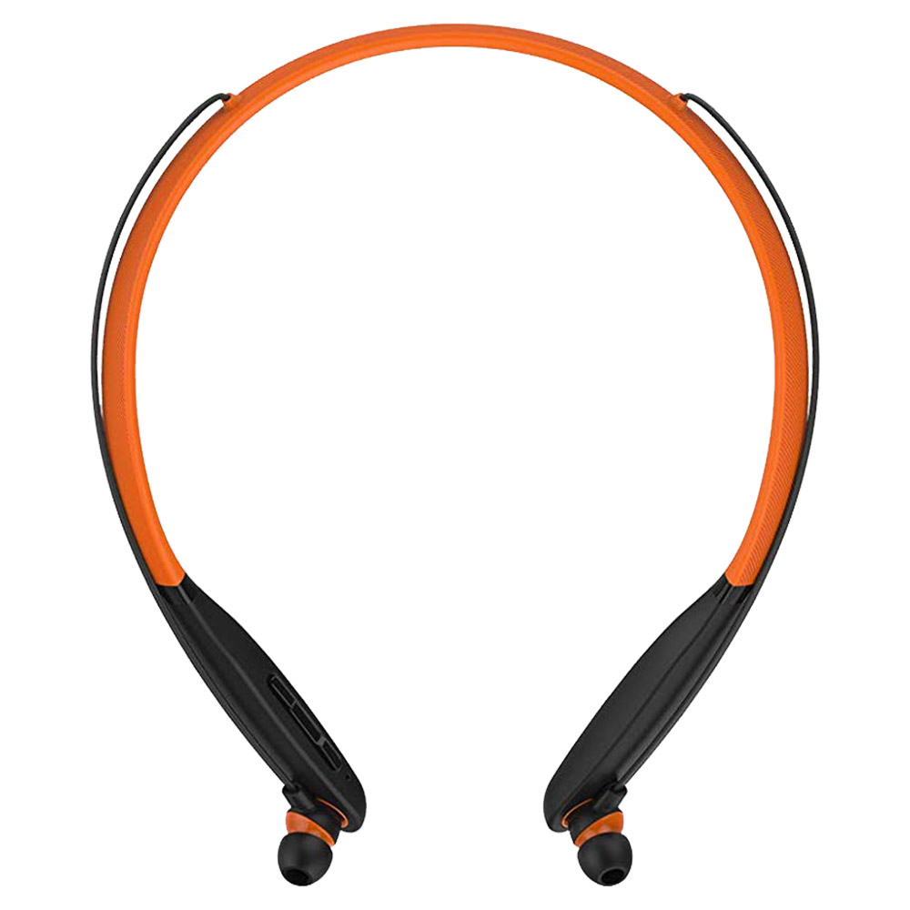 Motorola Verve Rider + Wearable Waterproof Wireless Bluetooth Stereo Earbuds - MVRPA