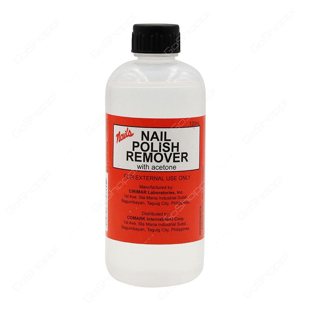Nails Nail Polish Remover 120 ml - Buy Online
