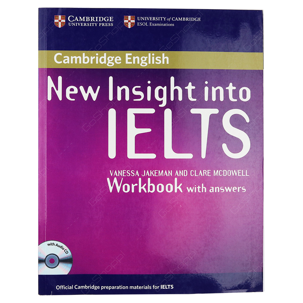 New Insight Into IELTS Workbook Pack With Answers