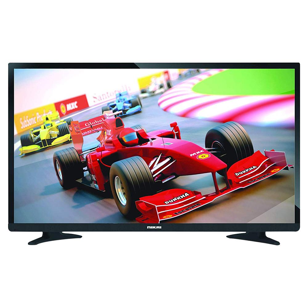 Nikai 40 Inch HD LED TV NTV4030LED - Black