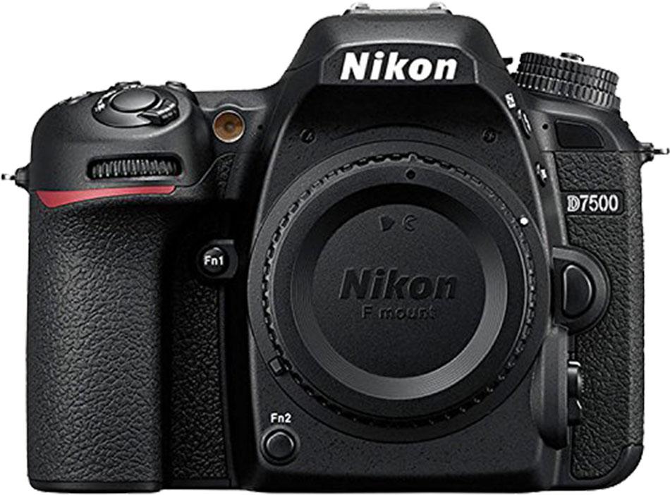 Nikon D7500 DSLR Camera - D7500KIT