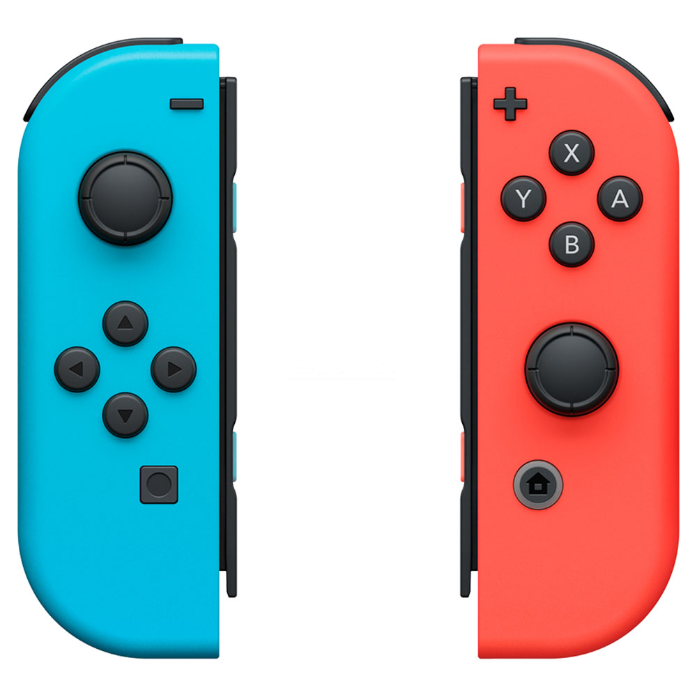 Nintendo Switch Joy Con Wireless Controllers - Red-Blue - ACSW-430566