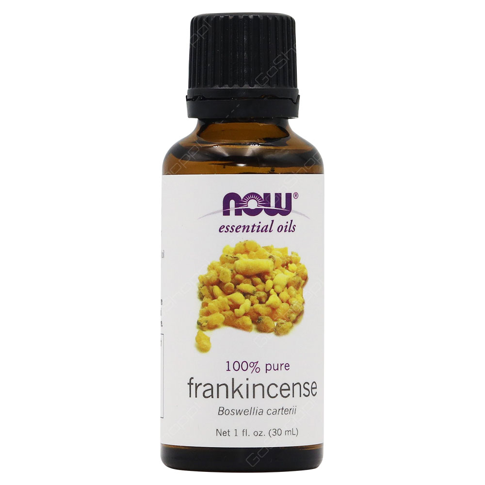 Now Essential Oils 100% Pure Frankincense 30ml