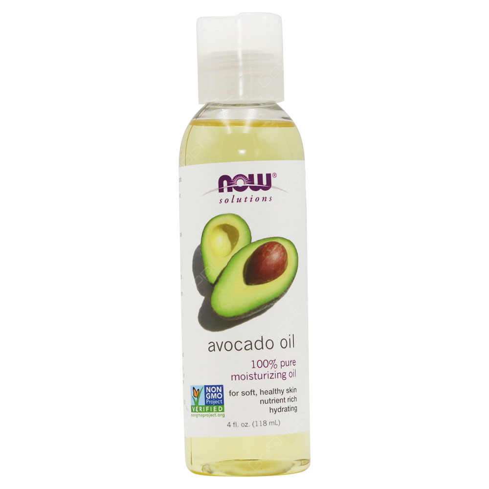 Now Solutions Avocado Oil 118ml