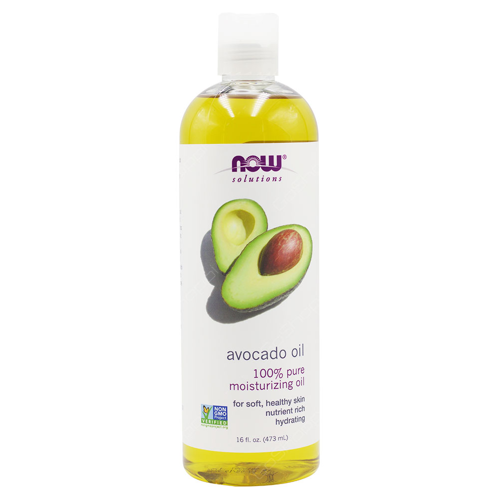 Now Solutions Avocado Oil 473ml