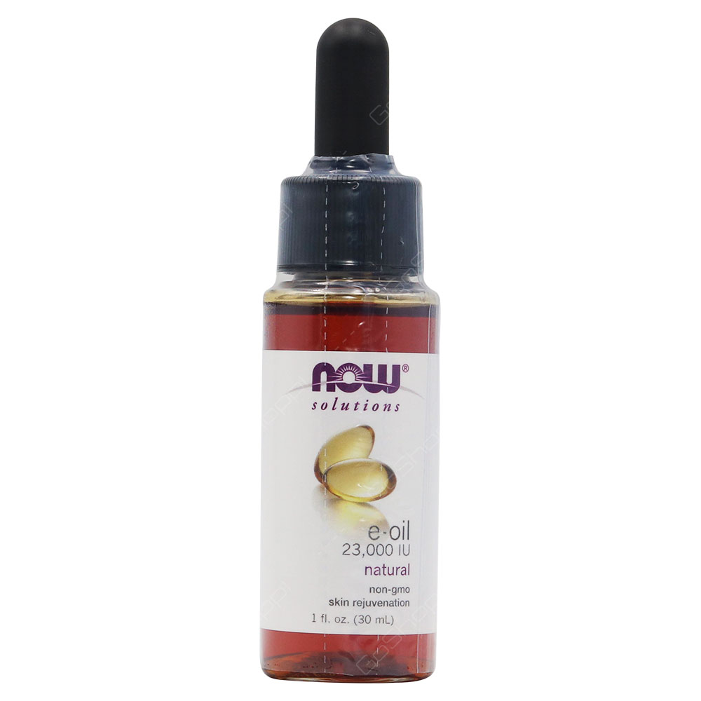 Now Solutions E-Oil 23,000 IU Natural 30ml