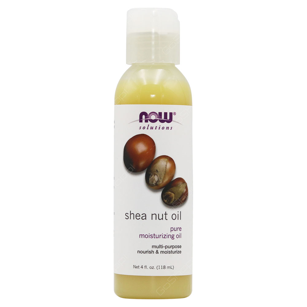 Now Solutions Shea Nut Oil 118ml