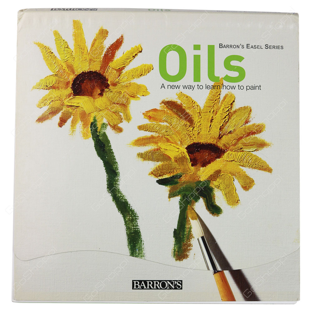 Oils A New Way To Learn How To Paint