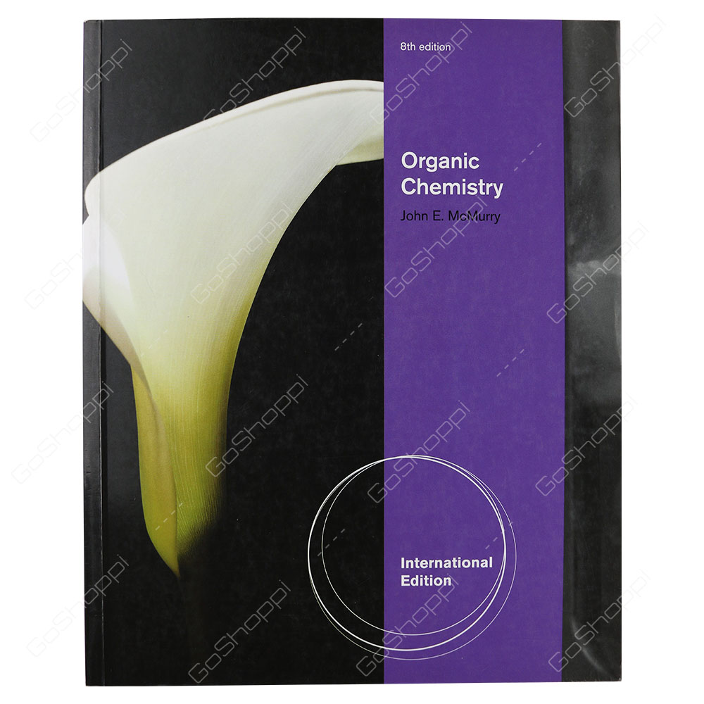 Organic Chemistry 8th Edition By John E  McMurry - Buy Online