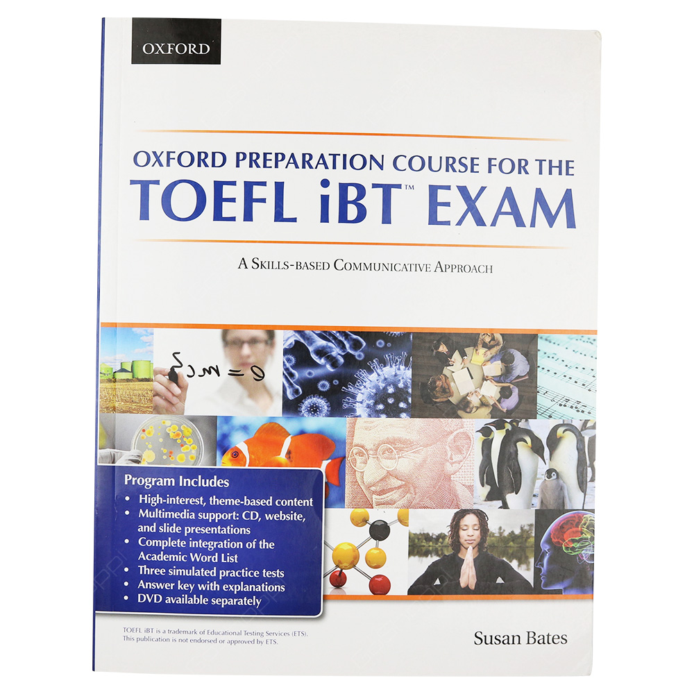 Oxford Preparation Course For The TOEFL iBT  Exam - Student