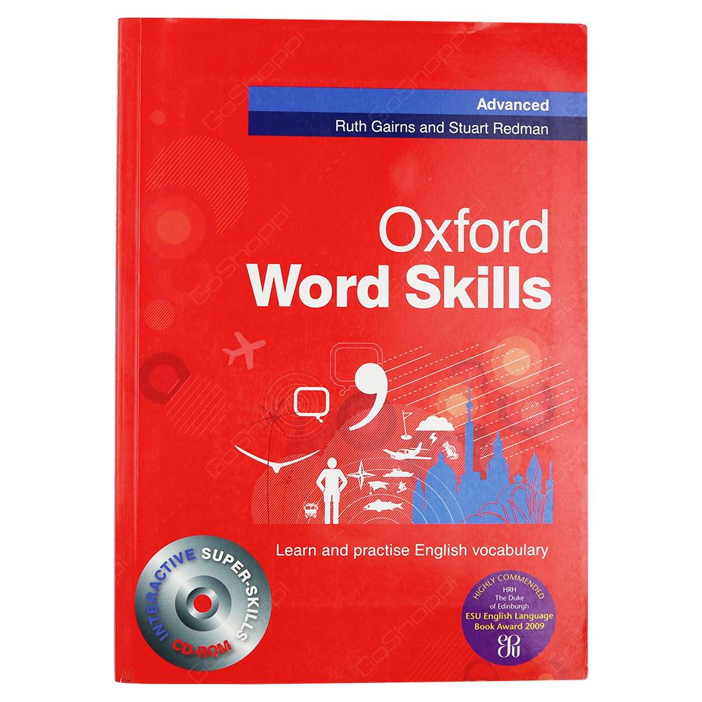 Oxford Word Skills Advanced - Student