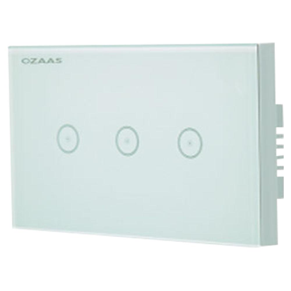 Ozaas Smart Wall Switch US/1 Gang - OZ-D1XSW-UK-1G
