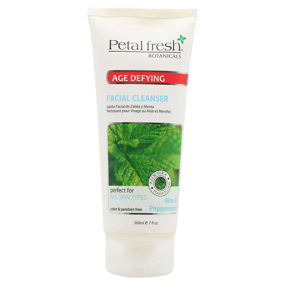 Petal Fresh Botanicals Age Defying Facial Cleanser 200ml