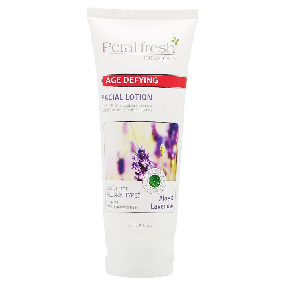 Petal Fresh Botanicals Aloe & Lavender Facial Lotion 200ml