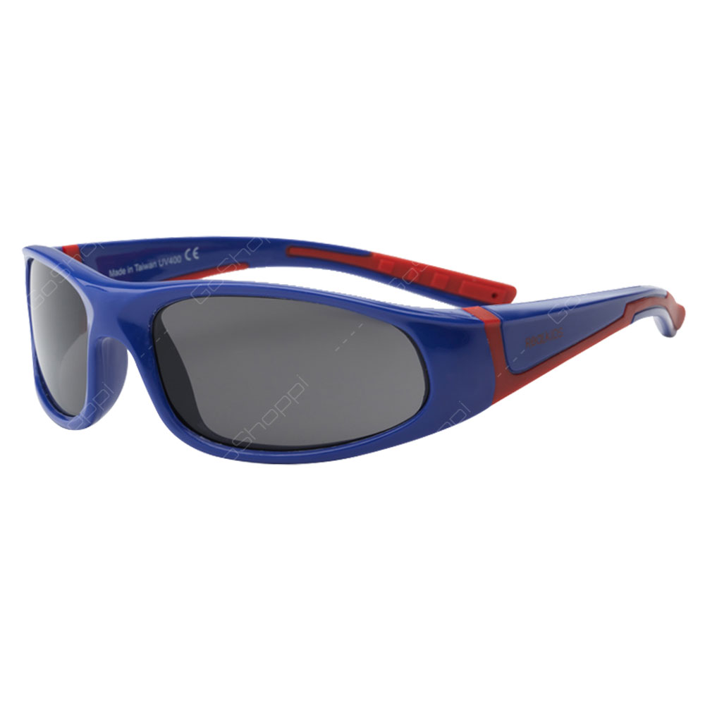 Real Kids Shades Bolt PC Sunglasses For Boys Above 7 Years - Navy