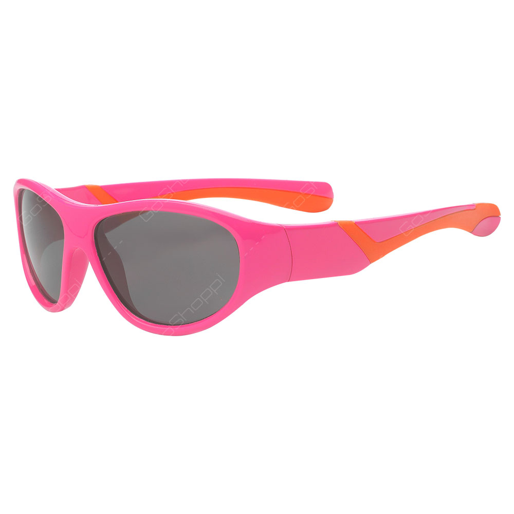 Real Kids Shades Discover PC Sunglasses For Girls Age 2 to 4 - Pink