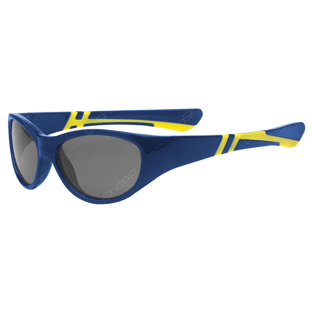 Real Kids Shades Discover Polarized Sunglasses For Boys Age 2 to 4 - Navy