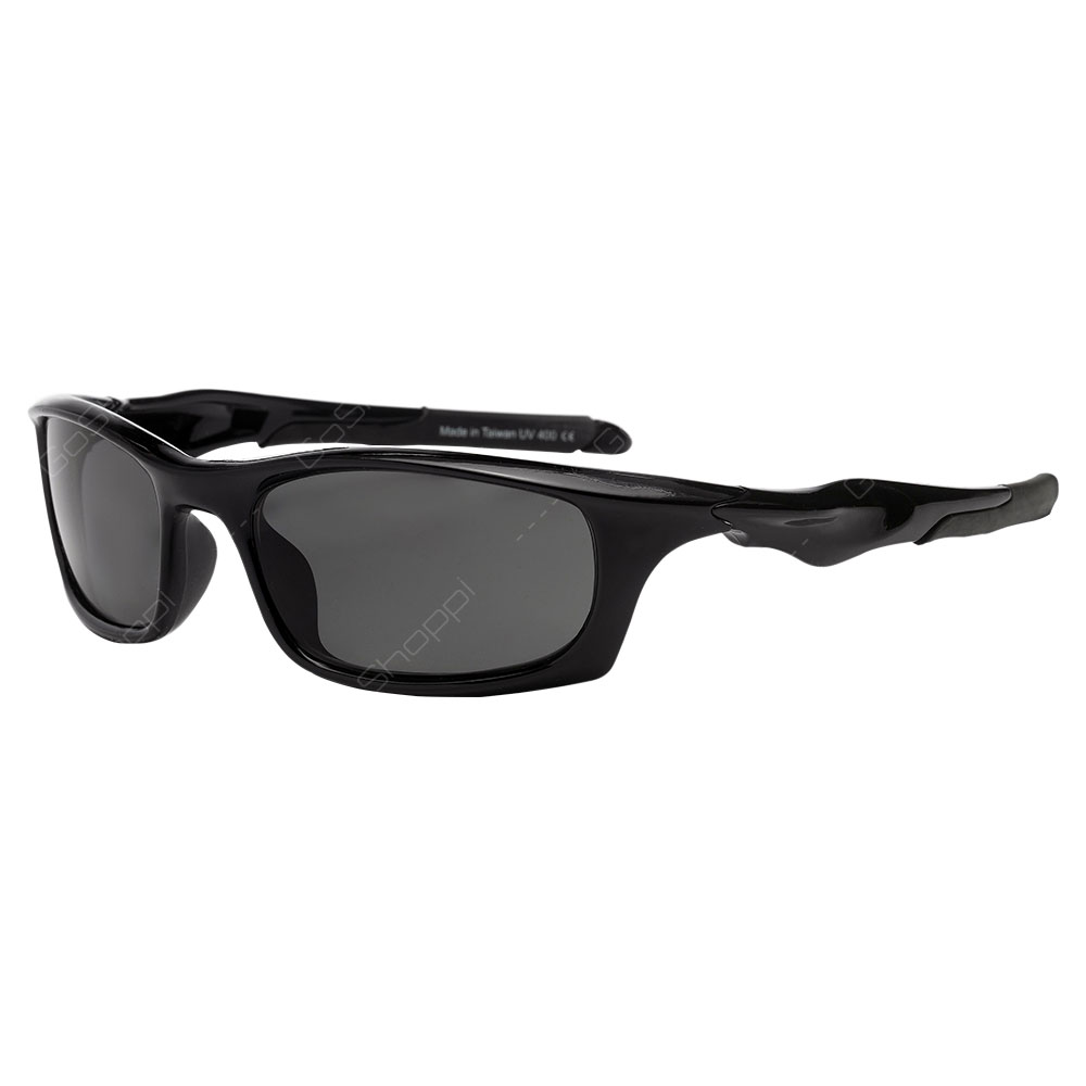 Real Shades Storm Polarized Sunglasses For Adults - Black