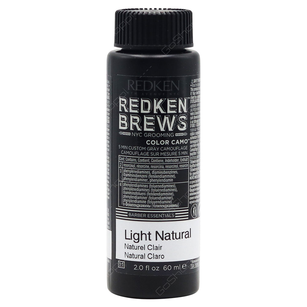 Redken Brews Color Camo Light Natural 60ml