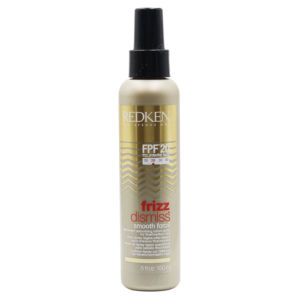 Redken Frizz Dismiss Smooth Force Smoothing Spray FPF 20 150ml