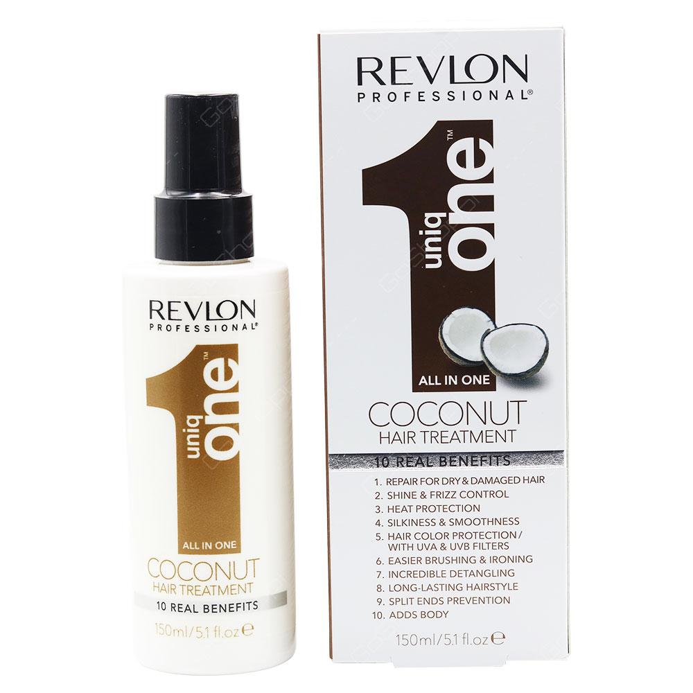 Revlon Professional Uniq-One All In One Coconut Hair Treatment 150ml