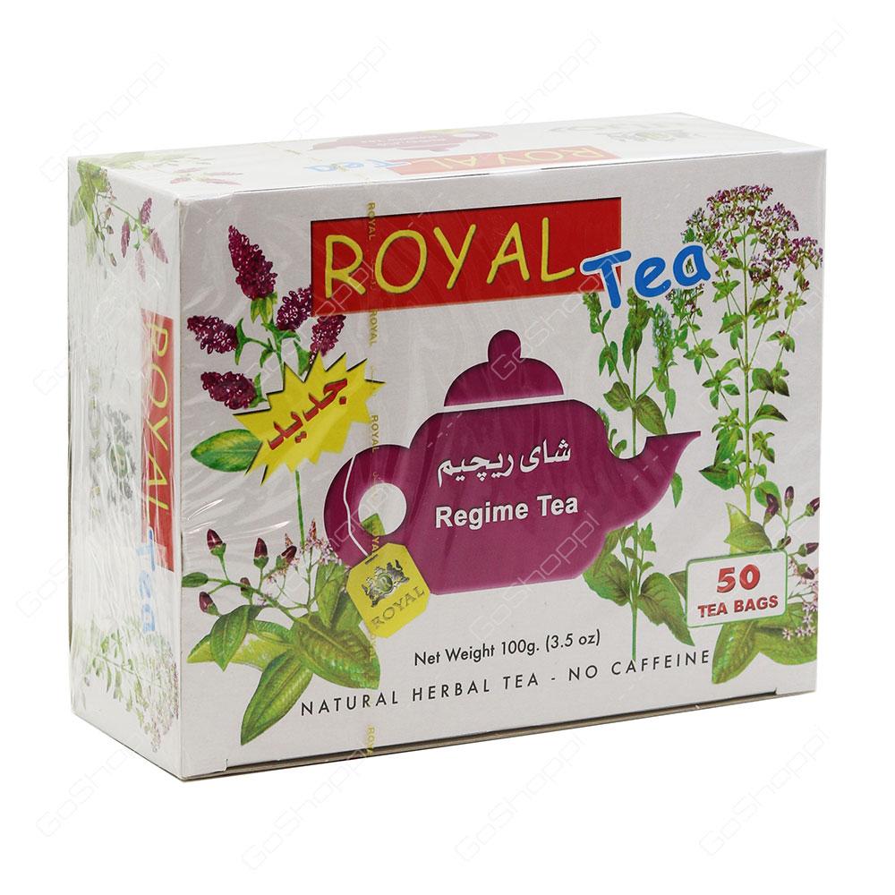 royal regime tea  Royal Regime Tea Bags 50 Bags - Buy Online