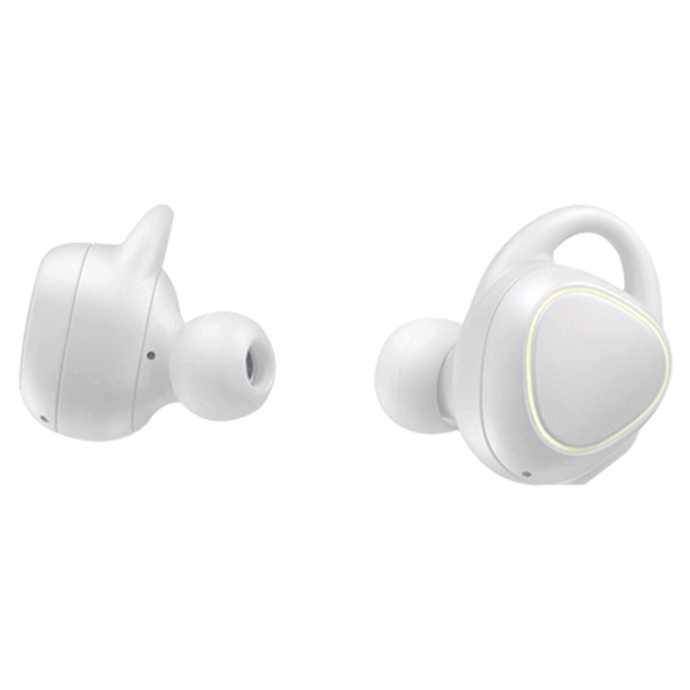 Samsung Gear Icon-X Cord Wireless Free Earbuds - White - SS-ICONX-R150-WHI