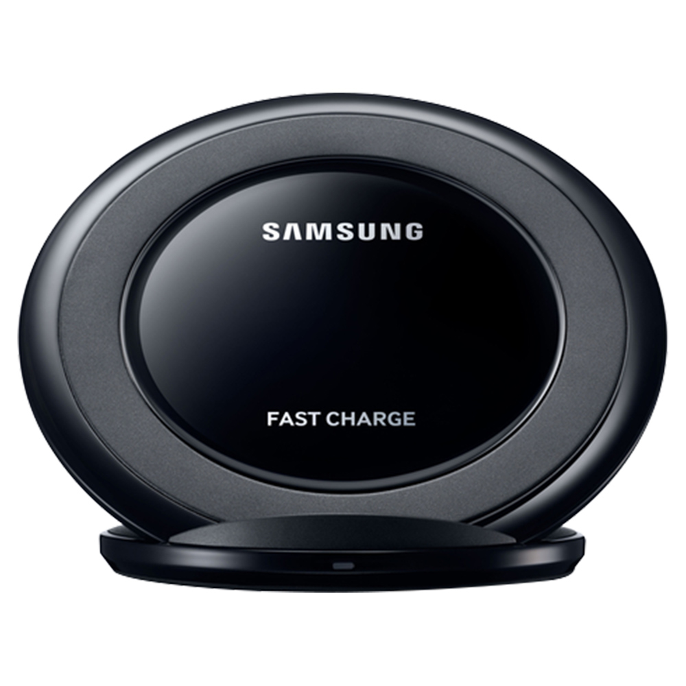 Samsung Wireless Charging Stand - Universal, Black - SS-WRC-STD-UNIV-BLK