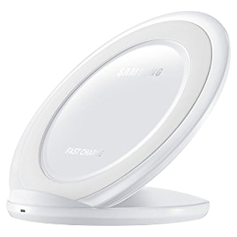Samsung Wireless Charging Stand - Universal, White - SS-WRC-STD-UNIV-WHI