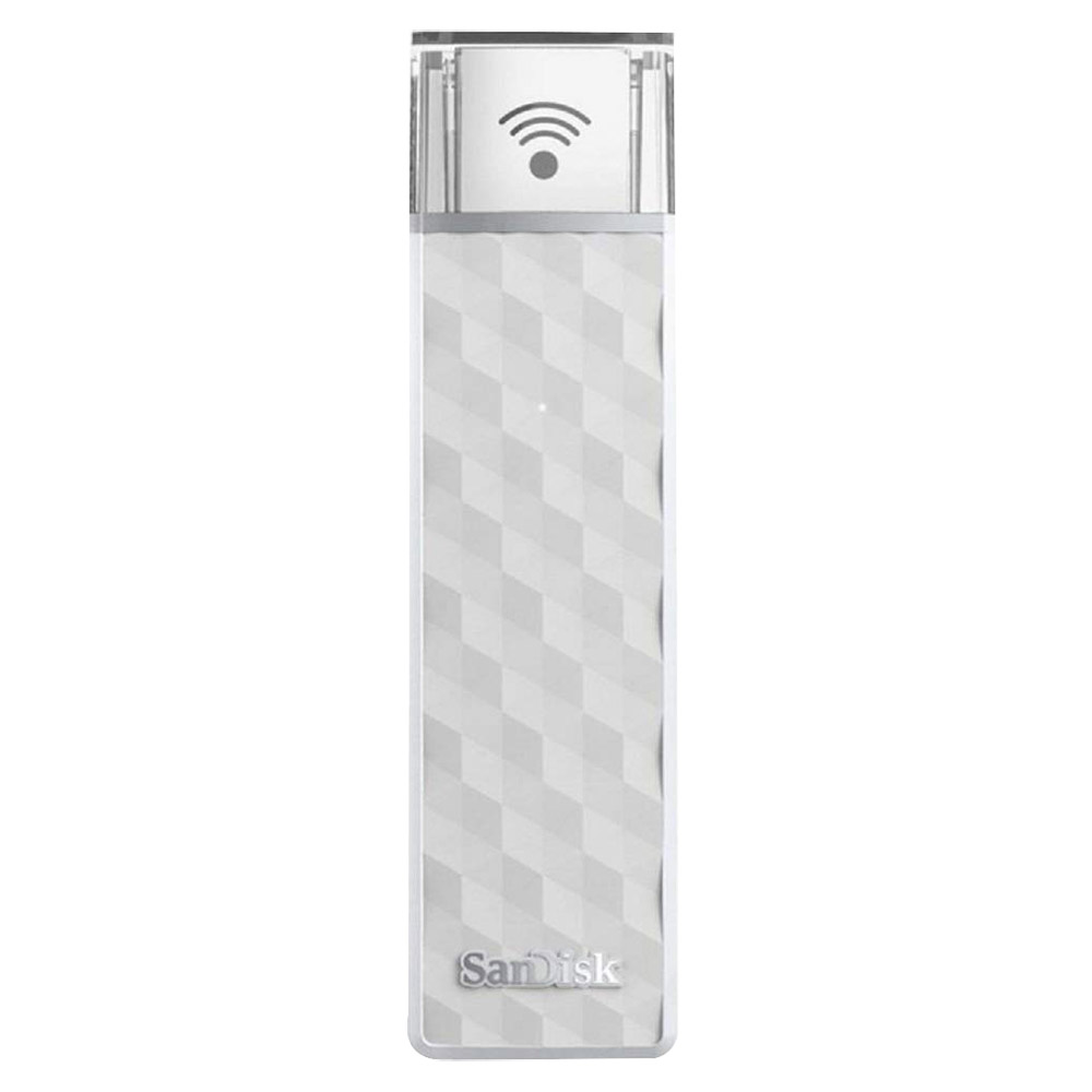 SanDisk 200GB Connect Wireless Stick Flash Drive - SDWS4-200G-G46