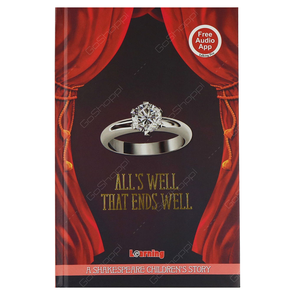 Shakespeare Alls Well That Ends Well English Buy Online