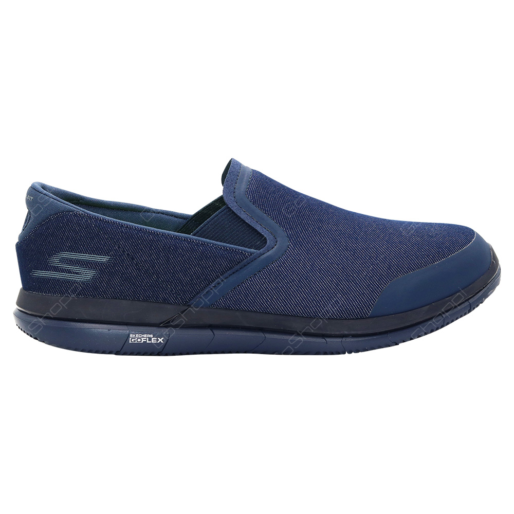 outlet online vast selection classic styles Skechers Go Flex Walk - Executive Walking Shoes For Men ...