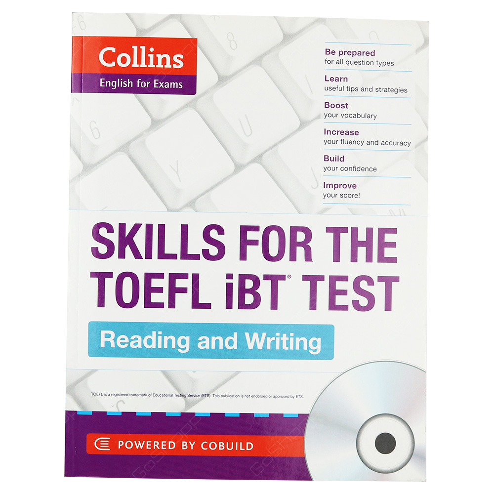 Skills For The TOEFL iBT Test Reading And Writing - Collins For English