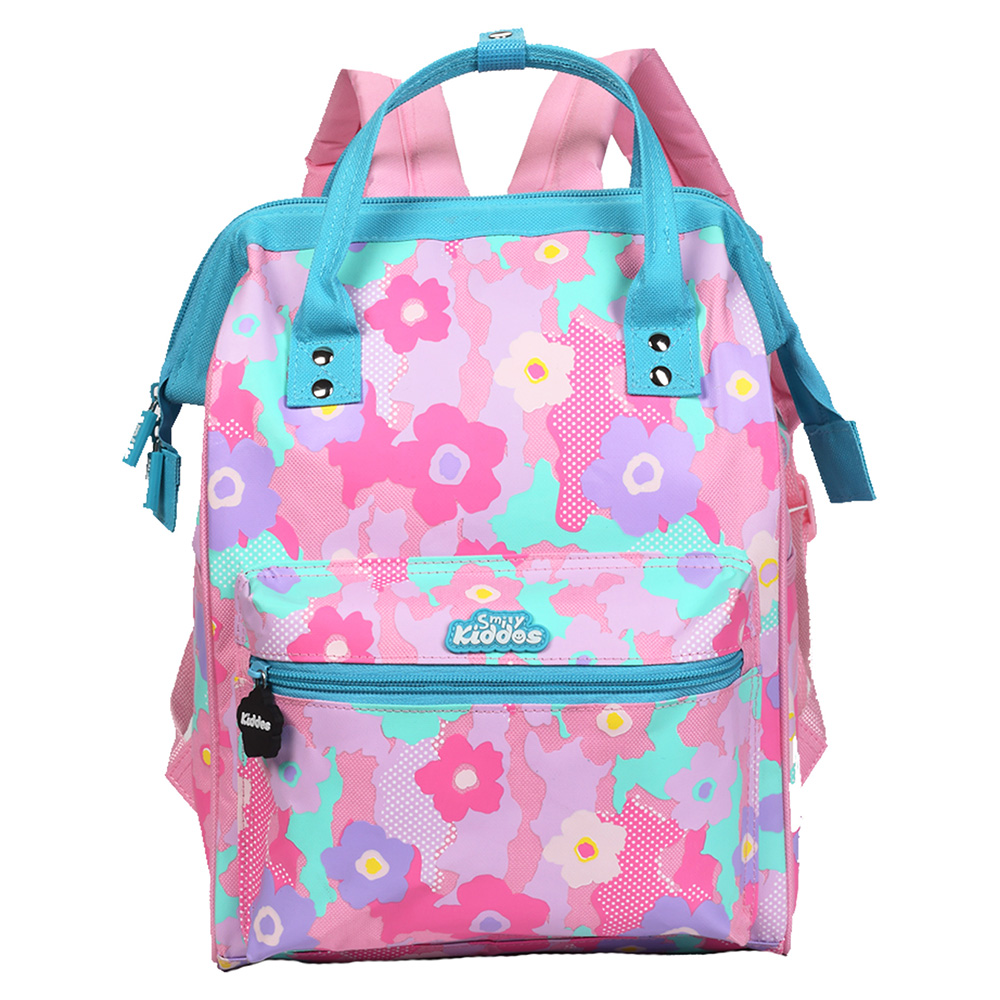 Smily Casual Backpack - Pink