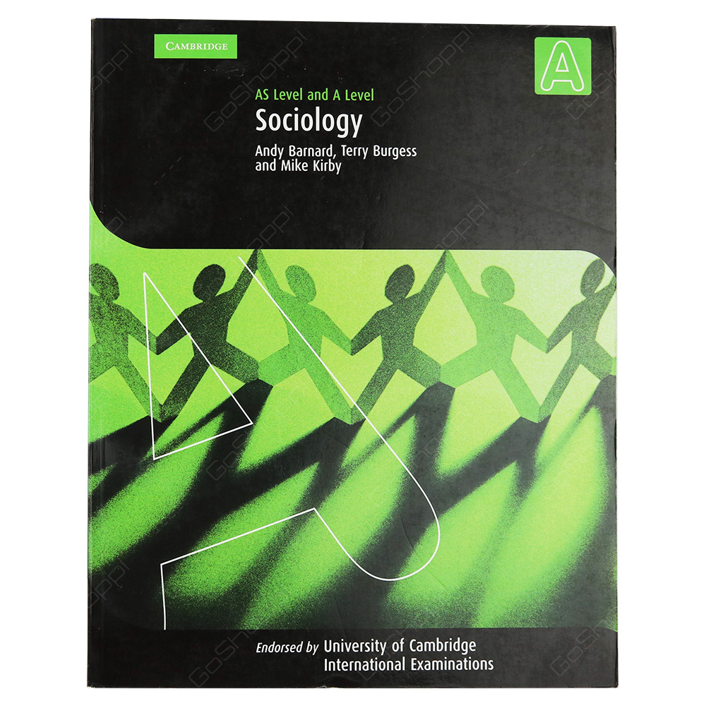Sociology AS Level And A Level