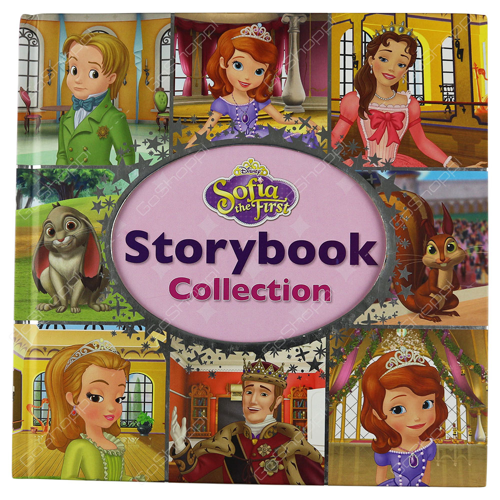 Sofia The First Story Book