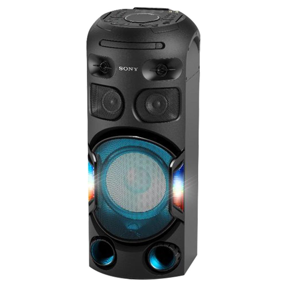 Sony MHCV42D High Power Portable Party System - Black