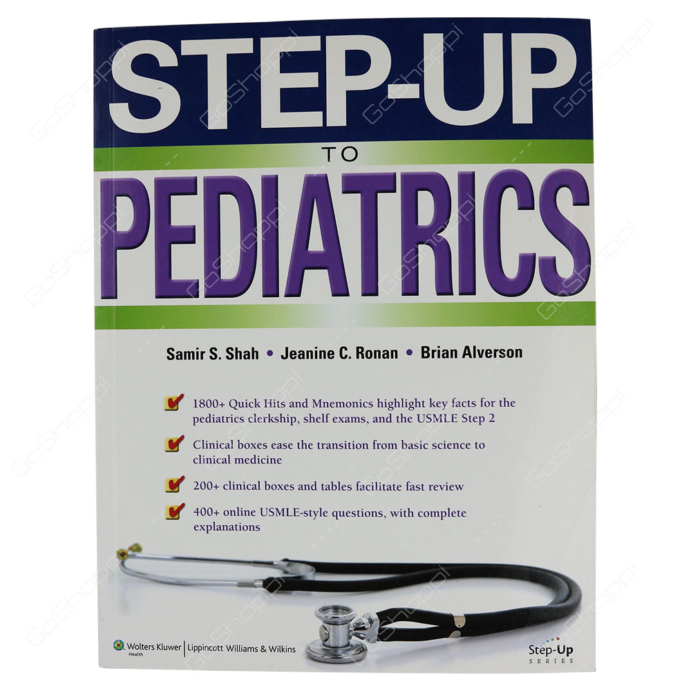 Step-Up To Pediatrics By Samir S. Shah