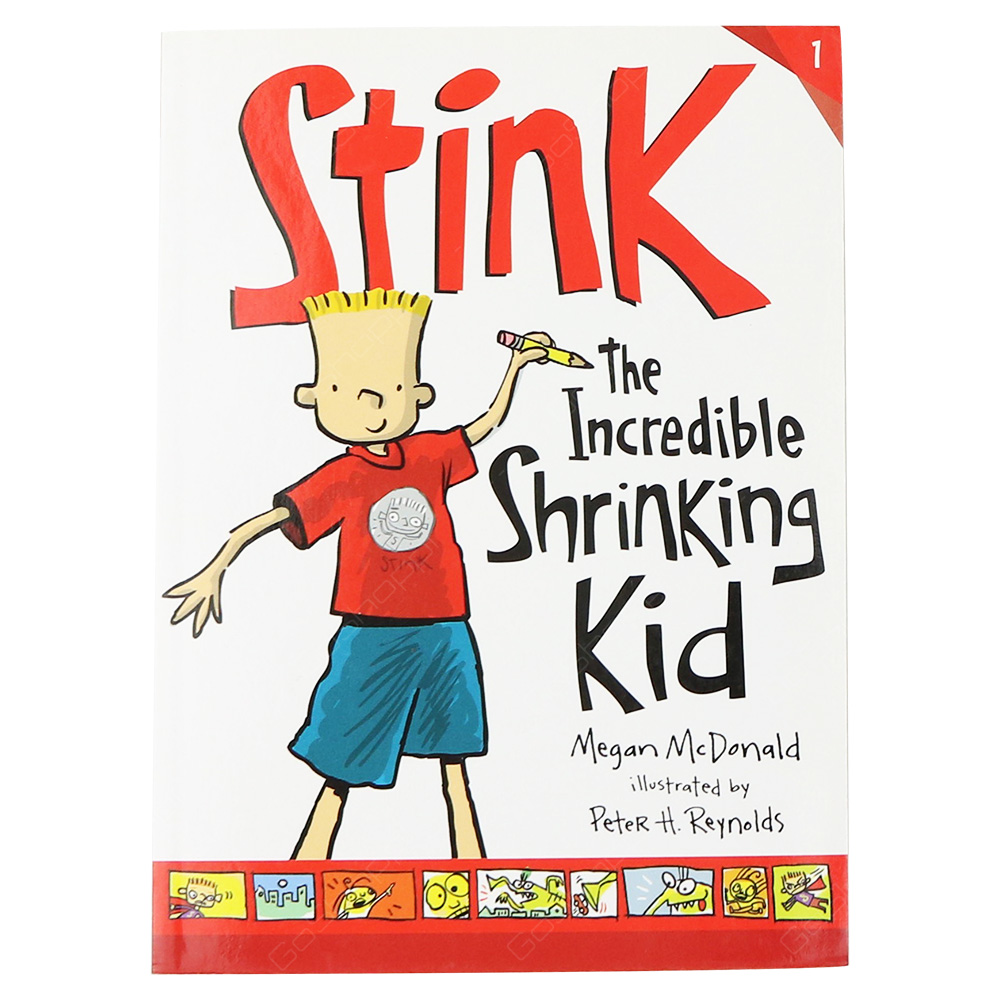 Stink - The Incredible Shrinking Kid