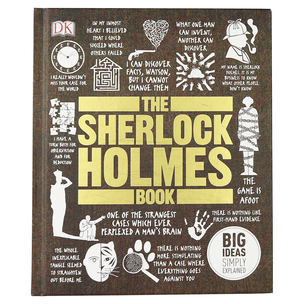 The Sherlock Holmes Book - Big Ideas Simply Explained