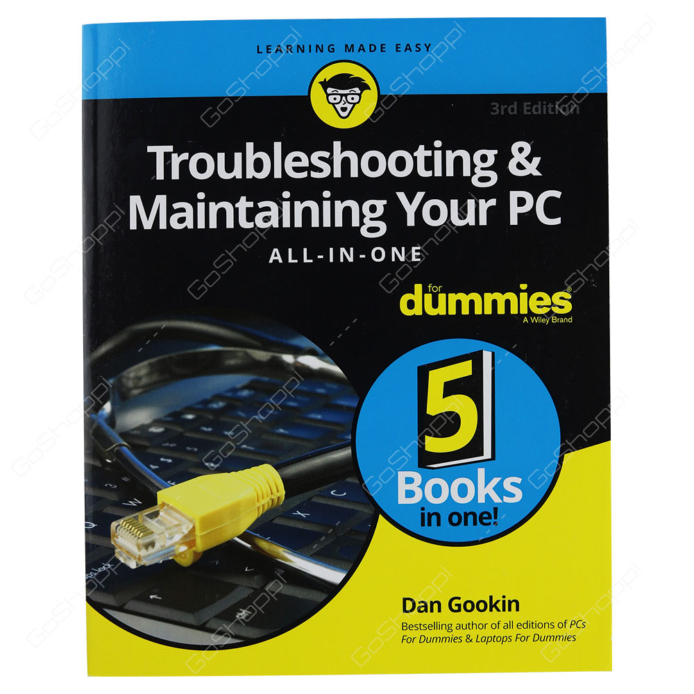 Troubleshooting And Maintaining Your PC All-In-One For