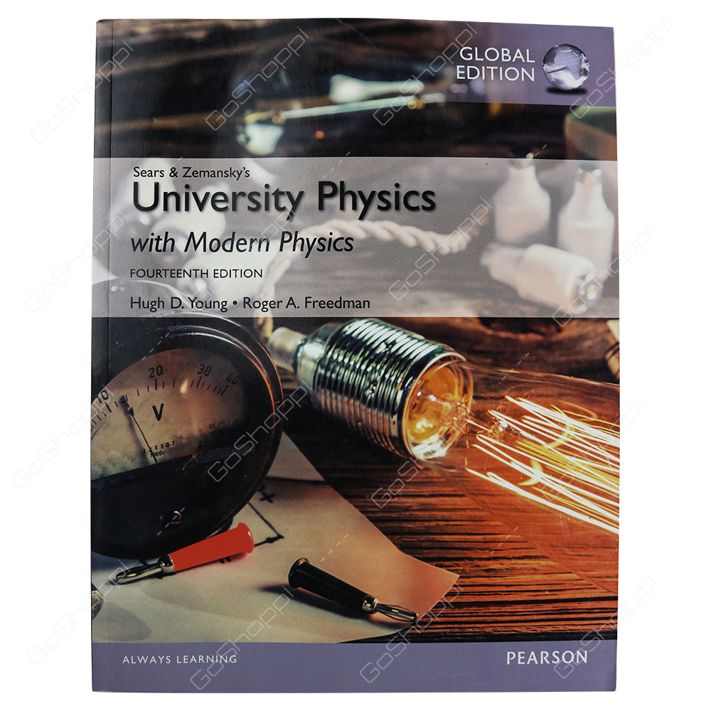University Physics With Modern Physics 14th Edition By Hugh D. Young