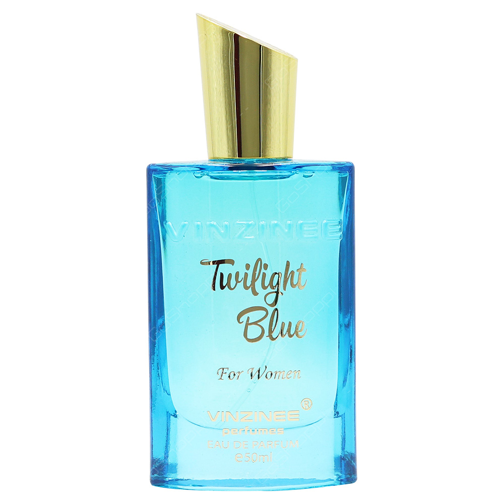 Vinzinee Perfumes Vinzinee Twilight Blue For Women Eau De Parfum 50ml